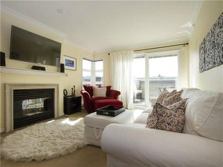 "Photo 2: 404 2181 W 12TH Avenue in Vancouver: Kitsilano Condo for sale in ""The Carlings"" (Vancouver West)  : MLS®# V1111116"