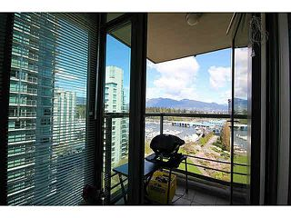 "Photo 9: 1002 1680 BAYSHORE Drive in Vancouver: Coal Harbour Condo for sale in ""BAYSHORE TOWER"" (Vancouver West)  : MLS®# V1111737"