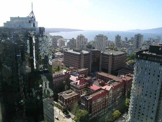 "Photo 12: 3404 938 NELSON Street in Vancouver: Downtown VW Condo for sale in ""One Wall Centre"" (Vancouver West)  : MLS®# V1112106"
