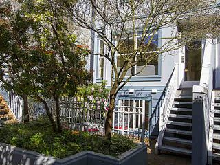 """Photo 2: 5 877 W 7TH Avenue in Vancouver: Fairview VW Townhouse for sale in """"Emerald Court"""" (Vancouver West)  : MLS®# V1119210"""