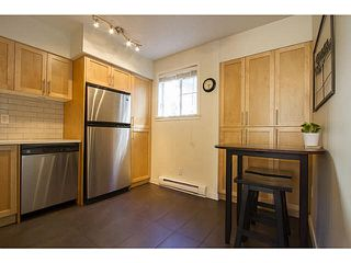"""Photo 17: 5 877 W 7TH Avenue in Vancouver: Fairview VW Townhouse for sale in """"Emerald Court"""" (Vancouver West)  : MLS®# V1119210"""