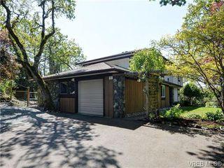Photo 1: 3928 Oakdale Pl in VICTORIA: SE Mt Doug House for sale (Saanich East)  : MLS®# 701182