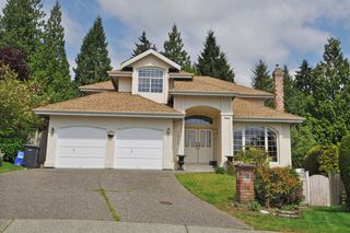 Main Photo: 2910 PAUL LAKE Court in Coquitlam: Coquitlam East House for sale : MLS®# V1123408