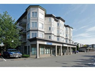 "Photo 1: 403 5759 GLOVER Road in Langley: Langley City Condo for sale in ""COLLEGE COURT"" : MLS®# F1442596"