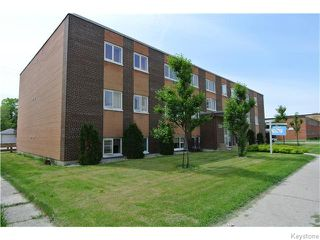 Main Photo: 330 St Anne's Road in WINNIPEG: St Vital Condominium for sale (South East Winnipeg)  : MLS®# 1520745
