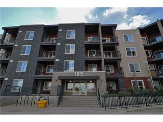 Main Photo: 419 195 KINCORA GLEN Road NW in Calgary: Kincora Condo for sale : MLS®# C4032586