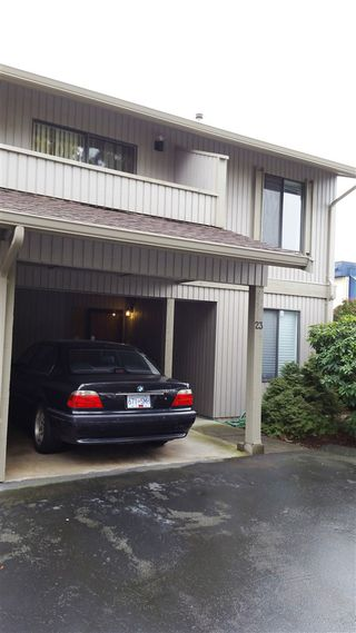 "Photo 1: 23 32858 LANDEAU Place in Abbotsford: Central Abbotsford Townhouse for sale in ""Landeau Terrace"" : MLS®# R2031863"