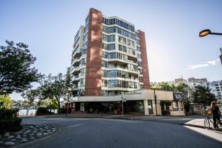 "Photo 1: 401 1675 HORNBY Street in Vancouver: Yaletown Condo for sale in ""SEA WALK SOUTH"" (Vancouver West)  : MLS®# R2066164"