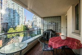 "Photo 8: 401 1675 HORNBY Street in Vancouver: Yaletown Condo for sale in ""SEA WALK SOUTH"" (Vancouver West)  : MLS®# R2066164"