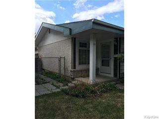 Photo 1: 51 Berard Way in Winnipeg: Fort Garry / Whyte Ridge / St Norbert Residential for sale (South Winnipeg)  : MLS®# 1612697
