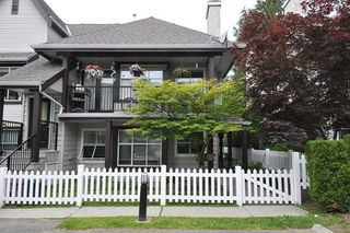 """Main Photo: 79 12099 237 Street in Maple Ridge: East Central Townhouse for sale in """"GABRIOLA"""" : MLS®# R2087485"""