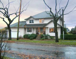 "Photo 1: 3488 COLLINGWOOD Street in Vancouver: Dunbar House for sale in ""DUNBAR"" (Vancouver West)  : MLS®# V622562"