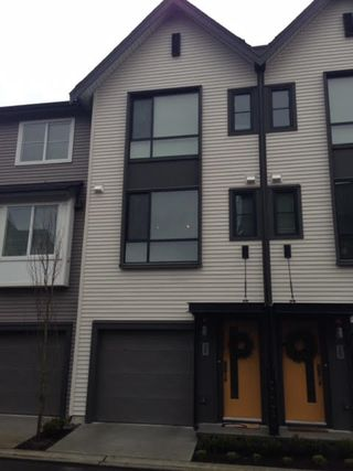 Main Photo: 92 2380 RANGER Lane in Port Coquitlam: Central Pt Coquitlam Townhouse for sale : MLS®# R2143837
