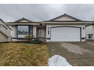 Photo 1: 3225 PONDEROSA Street in Abbotsford: Abbotsford West House for sale : MLS®# R2168208
