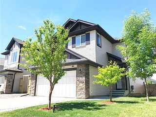 Photo 1: 40 BRIGHTONCREST Common SE in Calgary: New Brighton House for sale : MLS®# C4124856