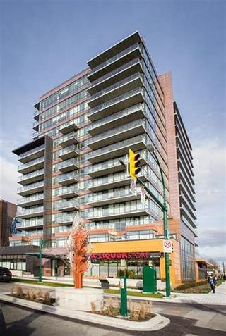 Photo 1: 607 8588 CORNISH Street in Vancouver: S.W. Marine Condo for sale (Vancouver West)  : MLS®# R2193777