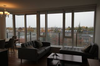 Photo 3: 607 8588 CORNISH Street in Vancouver: S.W. Marine Condo for sale (Vancouver West)  : MLS®# R2193777