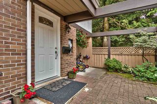 "Photo 4: 52 3046 COAST MERIDIAN Road in Port Coquitlam: Birchland Manor Townhouse for sale in ""WOODSIDE ESTATES"" : MLS®# R2195163"