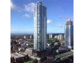 """Photo 1: 1307 6461 TELFORD Avenue in Burnaby: Metrotown Condo for sale in """"METROPLACE"""" (Burnaby South)  : MLS®# R2205017"""