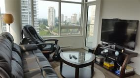 """Photo 3: 1307 6461 TELFORD Avenue in Burnaby: Metrotown Condo for sale in """"METROPLACE"""" (Burnaby South)  : MLS®# R2205017"""