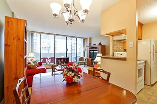 Photo 9: 1206 4105 MAYWOOD Street in Burnaby: Metrotown Condo for sale (Burnaby South)  : MLS®# R2223382