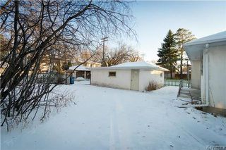 Photo 19: 560 Campbell Street in Winnipeg: River Heights Residential for sale (1D)  : MLS®# 1729659