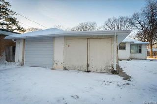 Photo 18: 560 Campbell Street in Winnipeg: River Heights Residential for sale (1D)  : MLS®# 1729659