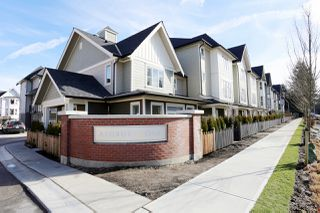 "Main Photo: 39 8050 204 Street in Langley: Willoughby Heights Townhouse for sale in ""ASHBURY & OAK SOUTH"" : MLS®# R2244011"