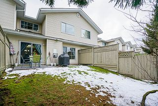 "Photo 20: 37 16016 82 Avenue in Surrey: Fleetwood Tynehead Townhouse for sale in ""Maple Court"" : MLS®# R2243965"