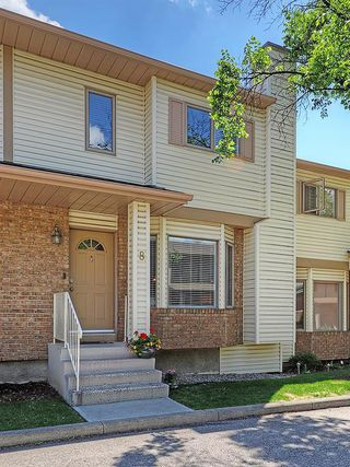 Photo 2: 8 PATINA Park SW in Calgary: Patterson Row/Townhouse for sale : MLS®# C4186745
