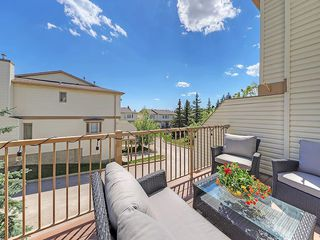 Photo 34: 8 PATINA Park SW in Calgary: Patterson Row/Townhouse for sale : MLS®# C4186745