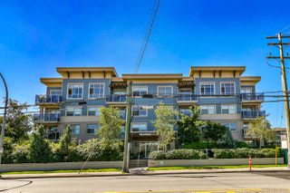 "Photo 1: 309 19936 56 Avenue in Langley: Langley City Condo for sale in ""BEARING POINTE"" : MLS®# R2294139"