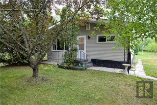 Photo 1: 270 Kernstead Road: Winnipeg Beach Residential for sale (R26)  : MLS®# 1821319