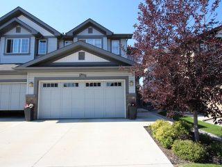 Main Photo: 3931 Gallinger Loop in Edmonton: Zone 58 House Half Duplex for sale : MLS®# E4124973