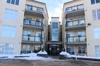 Main Photo: 407 9940 SHERRIDON Drive: Fort Saskatchewan Condo for sale : MLS®# E4131996