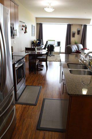 Photo 6: 407 9940 SHERRIDON Drive: Fort Saskatchewan Condo for sale : MLS®# E4131996