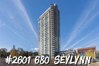 "Main Photo: 2601 680 SEYLYNN Crescent in Vancouver: Lynnmour Condo for sale in ""COMPASS AT SEYLYNN"" (North Vancouver)  : MLS®# R2325281"