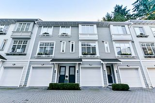 "Main Photo: 5 253 171 Street in Surrey: Pacific Douglas Townhouse for sale in """"ON THE COURSE"" by Dawson + Sawyer"" (South Surrey White Rock)  : MLS®# R2326553"