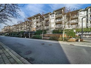 "Photo 1: 423 4833 BRENTWOOD Drive in Burnaby: Brentwood Park Condo for sale in ""MACDONALD HOUSE"" (Burnaby North)  : MLS®# R2329217"