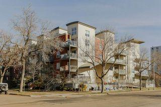 Main Photo: #107 10118 106 Avenue in Edmonton: Zone 08 Condo for sale : MLS®# E4139938
