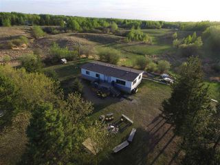 Main Photo: 54130 Rge Rd 30: Rural Lac Ste. Anne County Manufactured Home for sale : MLS®# E4140725