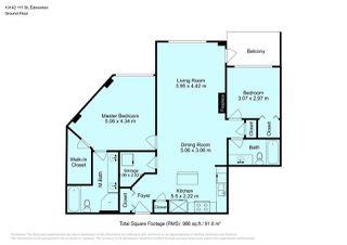 Photo 28: 508 10142 111 Street in Edmonton: Zone 12 Condo for sale : MLS®# E4140828