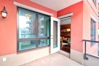 Photo 22: 508 10142 111 Street in Edmonton: Zone 12 Condo for sale : MLS®# E4140828