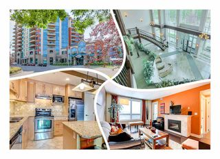 Main Photo: 508 10142 111 Street in Edmonton: Zone 12 Condo for sale : MLS®# E4140828