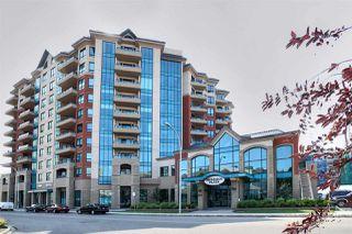 Photo 2: 508 10142 111 Street in Edmonton: Zone 12 Condo for sale : MLS®# E4140828