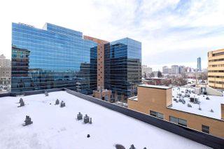 Photo 23: 508 10142 111 Street in Edmonton: Zone 12 Condo for sale : MLS®# E4140828