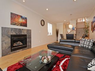 Photo 3: 5058 DOMINION Street in Burnaby: Central BN House 1/2 Duplex for sale (Burnaby North)  : MLS®# R2348283