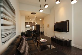"""Photo 1: C403 20211 66 Avenue in Langley: Willoughby Heights Condo for sale in """"Elements"""" : MLS®# R2356375"""