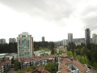 """Photo 9: 1508 3070 GUILDFORD Way in Coquitlam: North Coquitlam Condo for sale in """"LAKESIDE TERRACE"""" : MLS®# R2364402"""