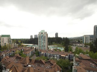 """Photo 10: 1508 3070 GUILDFORD Way in Coquitlam: North Coquitlam Condo for sale in """"LAKESIDE TERRACE"""" : MLS®# R2364402"""
